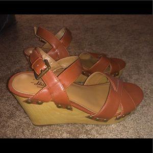 Heels, wedges, shoes size 6 women's
